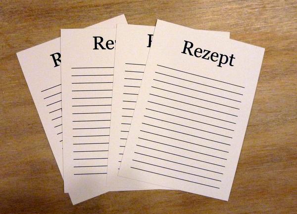 Snap Ungewöhnlich Rezeptkarten Vorlage Zeitgenössisch Entry Level ...