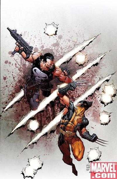 Marc Silvestri, Wolverine