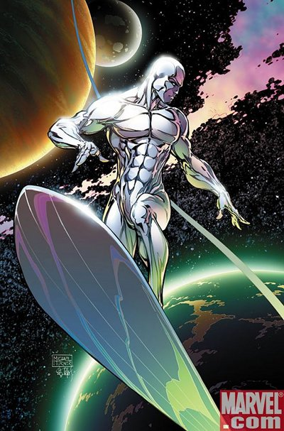 Michael Turner, Silver Surfer