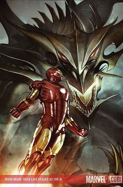 Adi Granov, Iron Man