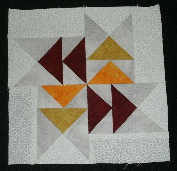 Kim s Northwoods Discoveries: Lemoyne Star - Wisconsin Quilt Blocks on Barns, Block of the Week