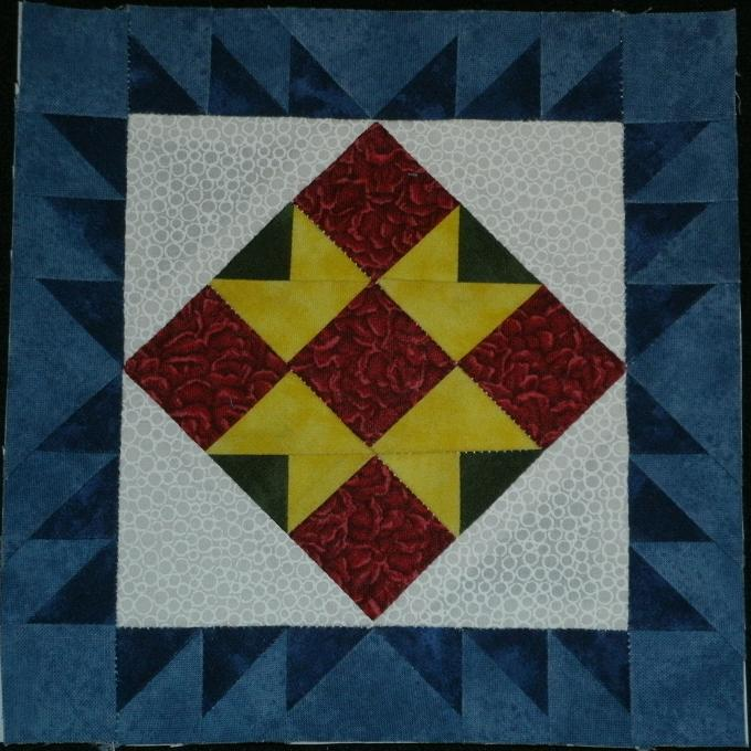 Kim s Northwoods Discoveries: Queen s Jewels - Wisconsin Quilt Blocks on Barns, Block of the Week