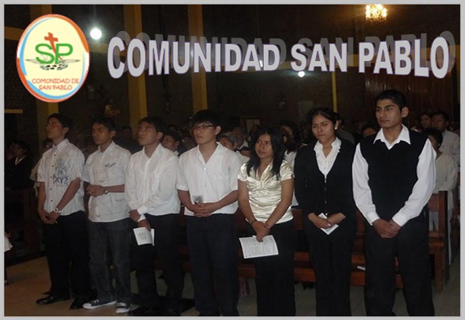 COMUNIDAD SAN PABLO
