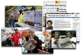 O fim dos jornais está próximo