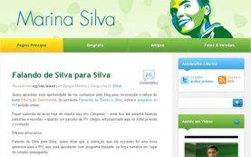 Blog da Marina Silva