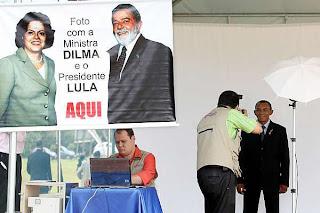 Lula apresenta Dilma 2009