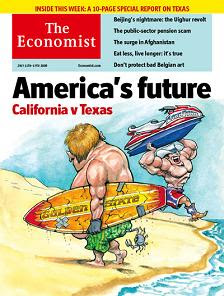 The Economist: a mais conceituada revista de economia do mundo