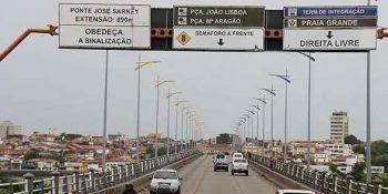 A ponte de São Luís chama-se Ponte José Sarney