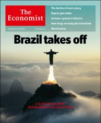 O Brasil decolou