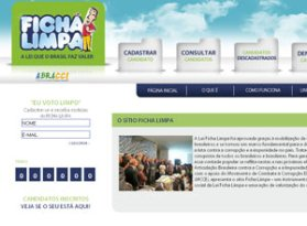 ficha limpa-site