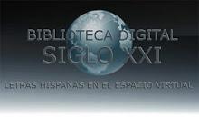 Perfil em Biblioteca Digital Siglo XXI