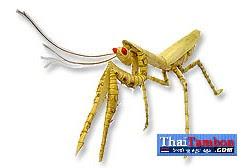 'แมลงประดิษฐ์' ทำเงินด้วยวัสดุธรรมชาติ-2