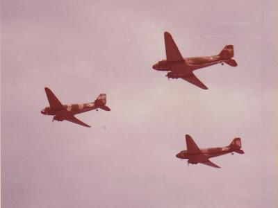La Fuerza Aérea del dictador Trujillo