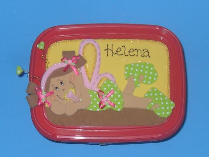 Pote recém-nascida: Helena