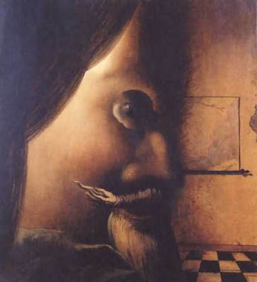 Devils Head Illusion | Woman Optical Illusion