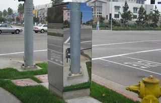 The urban art of Joshua Callaghan optical illusion