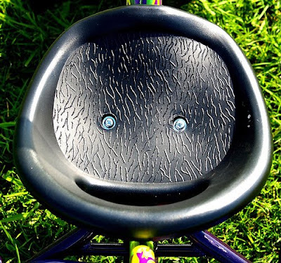 Grass Plate Face Optical Illusion