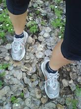 Jag springer inte fort men snyggt!!!