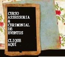 Curso Assessoria & Cerimonial de Eventos