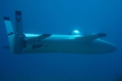 Pesawat Bawah Laut : Super Falcon