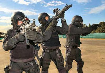 England SAS (special air service)