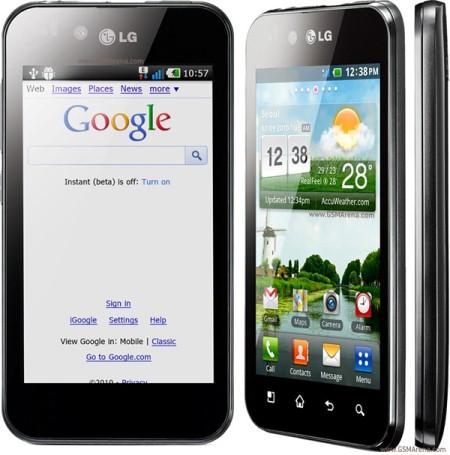 Spesifikasi Lengkap dan Harga LG Optimus Black