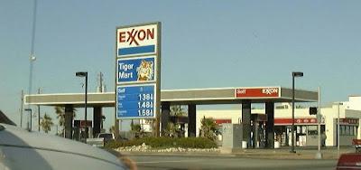 Brian Pinette ...: Exxon Tiger Mart store in Cedar Park TX ...