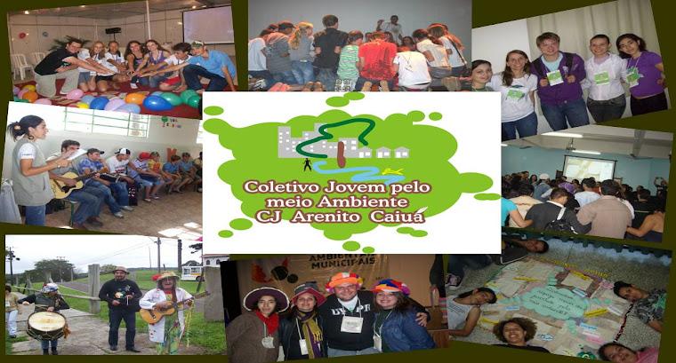 Coletivo Jovem pelo Meio Ambiente CJ Arenito Caiuá - PR
