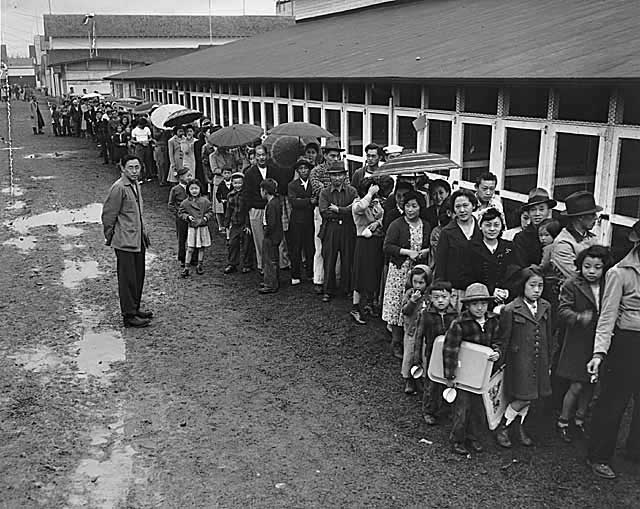 Japanese american internment camps essay