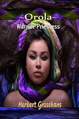 Orola, Warrior Priestess