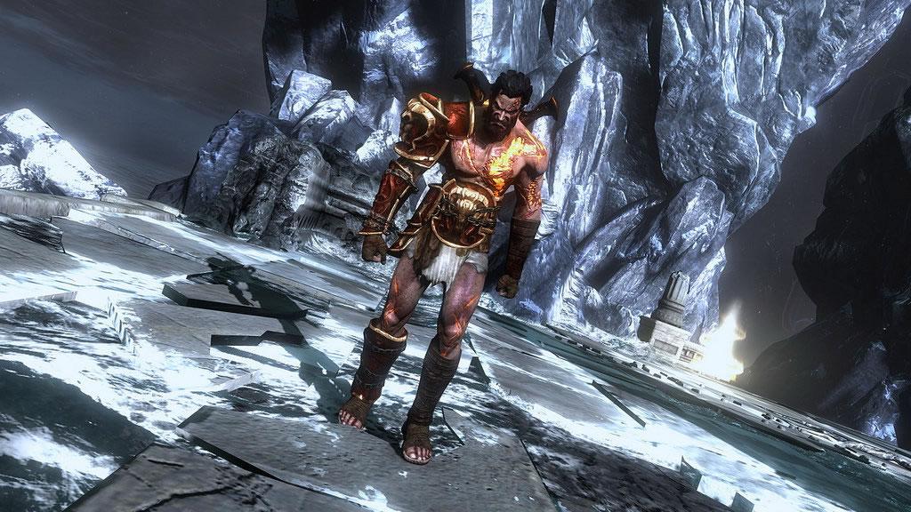 God Of War III  Veja A Skin De Deimos