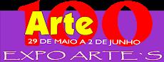 1º logo do 100 arte 2006
