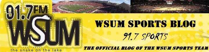 WSUM Sports Blog: UW-Madison&#39;s student radio station covers Wisconsin Badgers sports!
