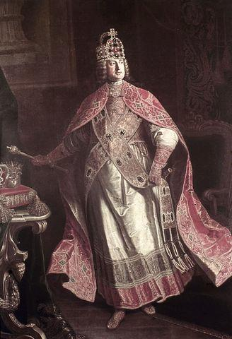 The Holy Roman Emperor