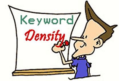 keyword density-FAQ