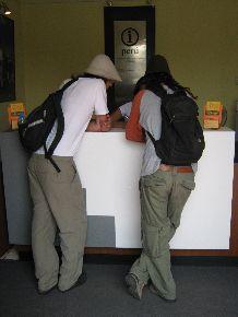 Iper trujillo atendi a m s de 14 700 turistas durante for Oficina turismo trujillo