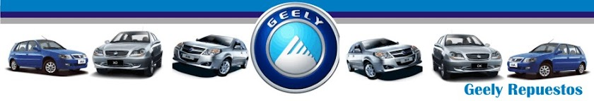 Geely Repuestos