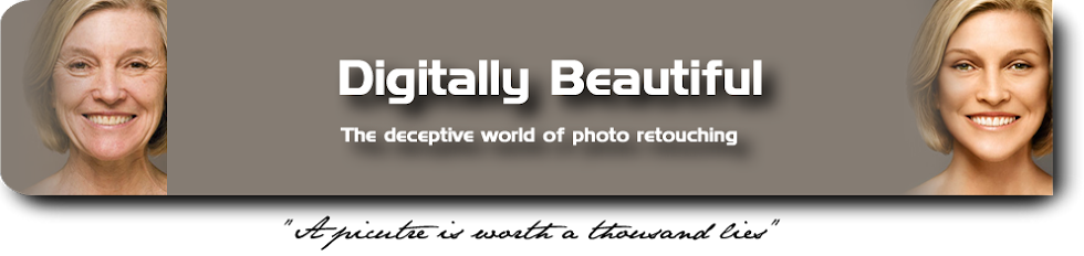 Digitally Beautiful - The Deceptive World of Photo Retouching
