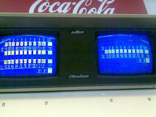 Bowling at Marina Round 2
