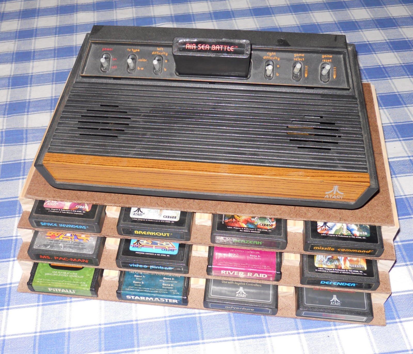 Atari Storage System