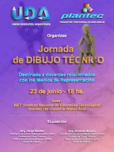JORNADA DE DIBUJO TÉCNICO  UDA - PLANTEC