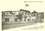 Edificio de la Escuela Técnica de Oficios Nº 1 de la Nación