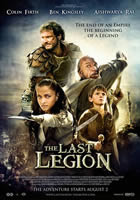 Last Legion movie poster
