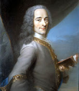 Voltaire : le trou de mmoire des Franais.