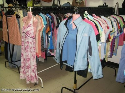 ukay-ukay, vintage store