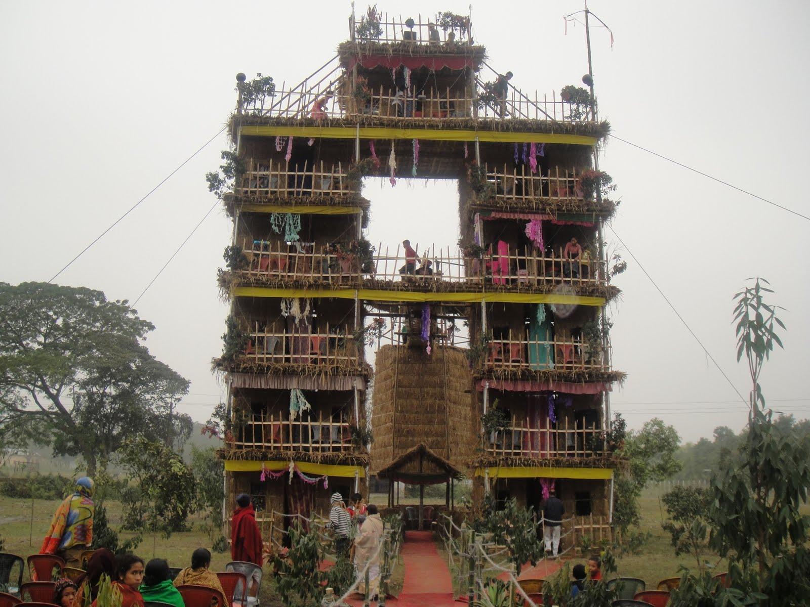 Magh Bihu Festival Of Assam