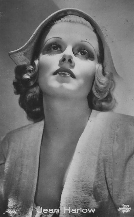 Jean Harlow - Photo Actress