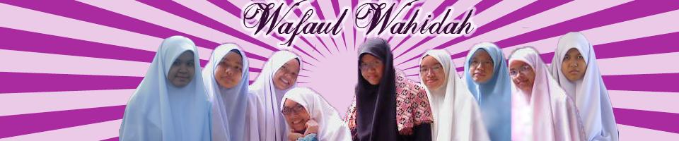Wafaul Wahidah