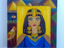 CLEÓPATRA - RAINHA DO EGITO