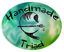 Rewined Recycled Glassware is a member of Handmade Triad.